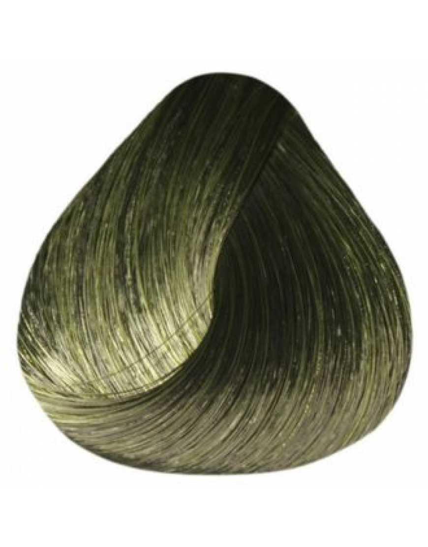 Estel Крем-краска DE LUXE Correct  0/22 зеленый 60 мл