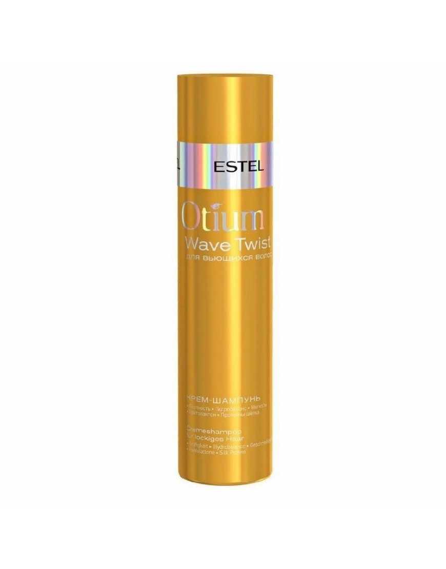 ESTEL Крем-шампунь для вьющихся волос OTIUM WAVE TWIST, 250 мл