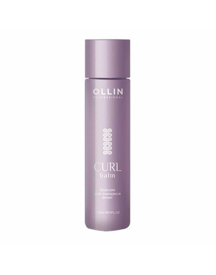 OLLIN CURL Бальзам для вьющихся волос 300 мл