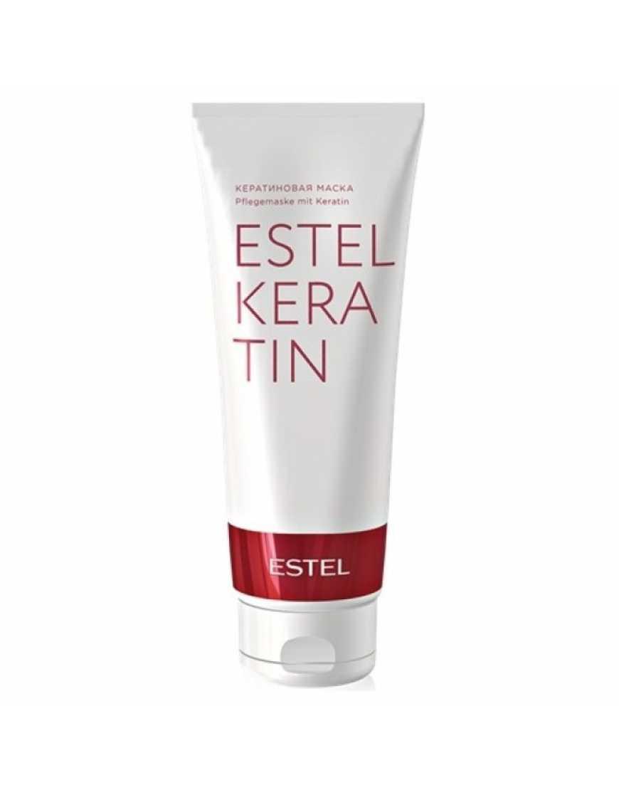 ESTEL Кератиновая маска для волос Keratin, 250 мл