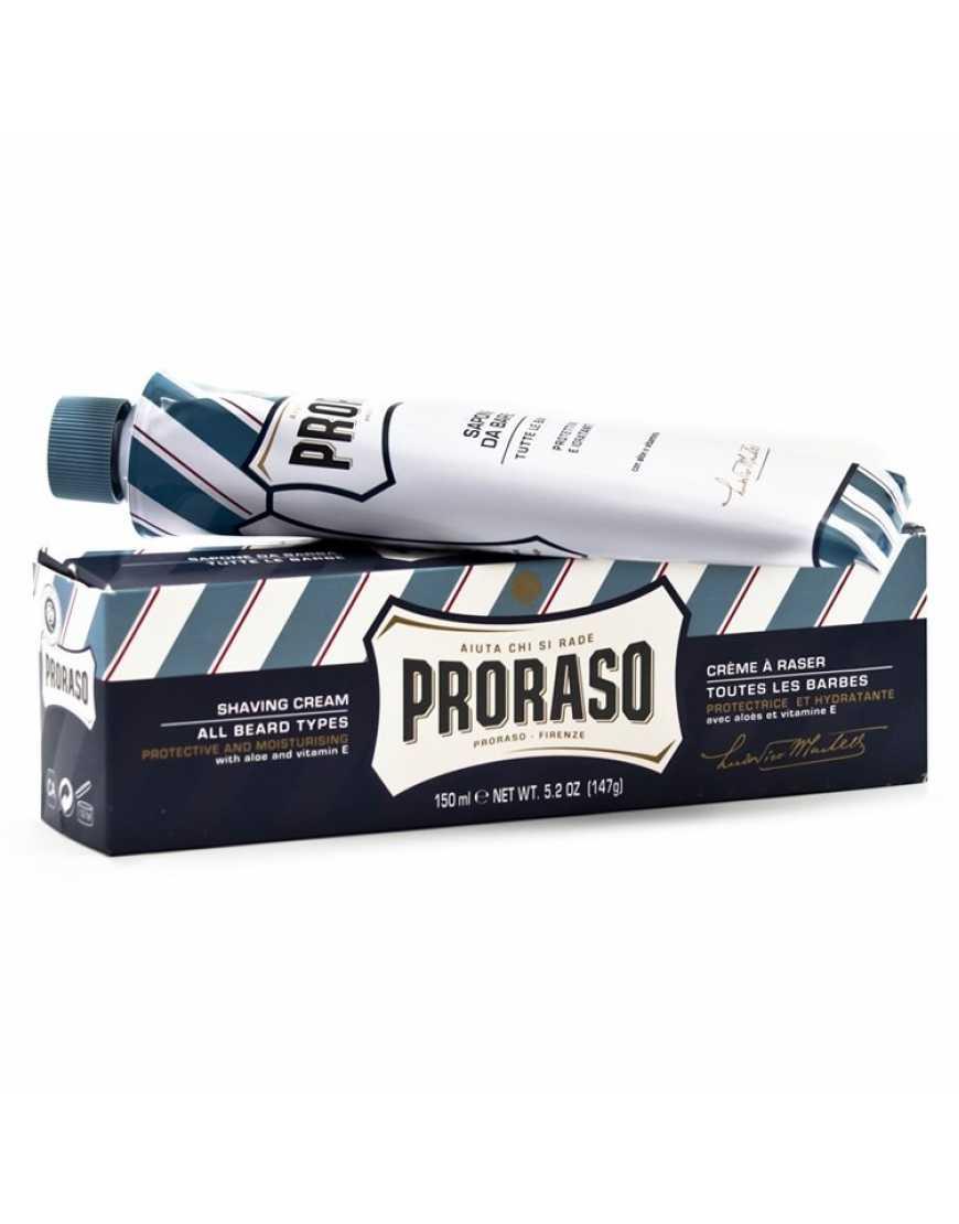 Крем Proraso для бритья Синяя серия