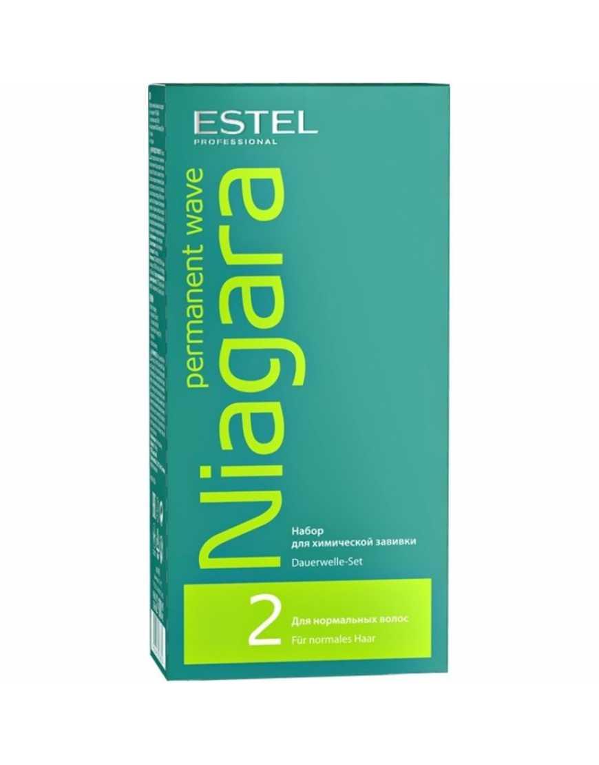 Estel набор Био-перманент Niagara N2 для нормальных  волос