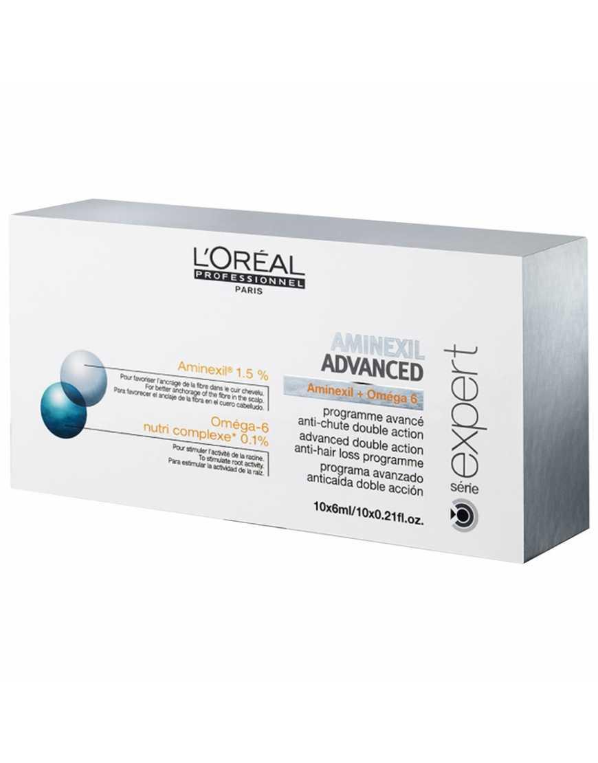 Уход несмываемый L'Oreal Professionnel Expert Aminexil Advanced для волос, 10x6 мл