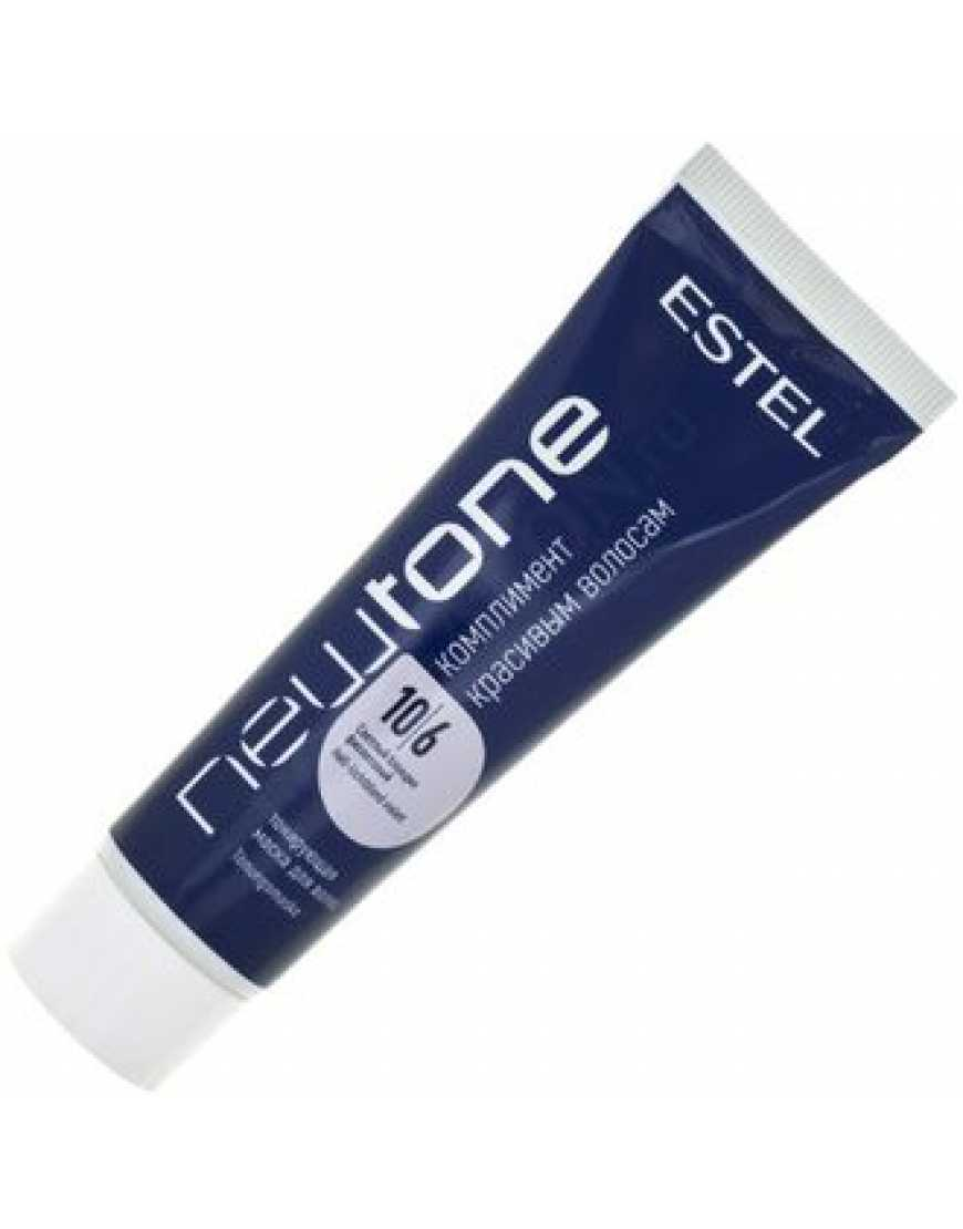 Тонирующая маска для волос NEWTONE ESTEL 10/6 светлый блондин фиолетовый 60 мл