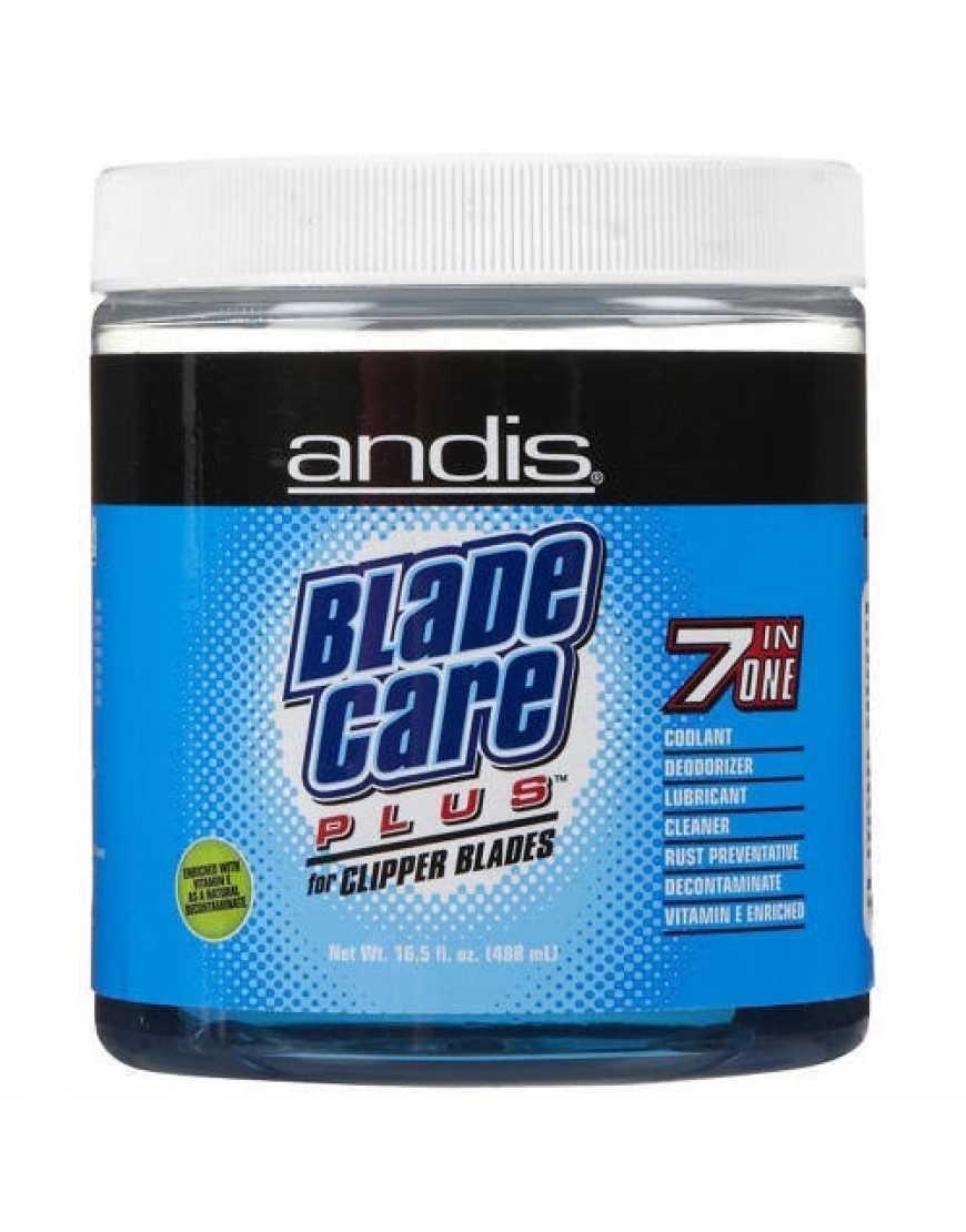 ANDIS Жидкость очищающая для ножей с витамином Е (460 мл) 7 в 1