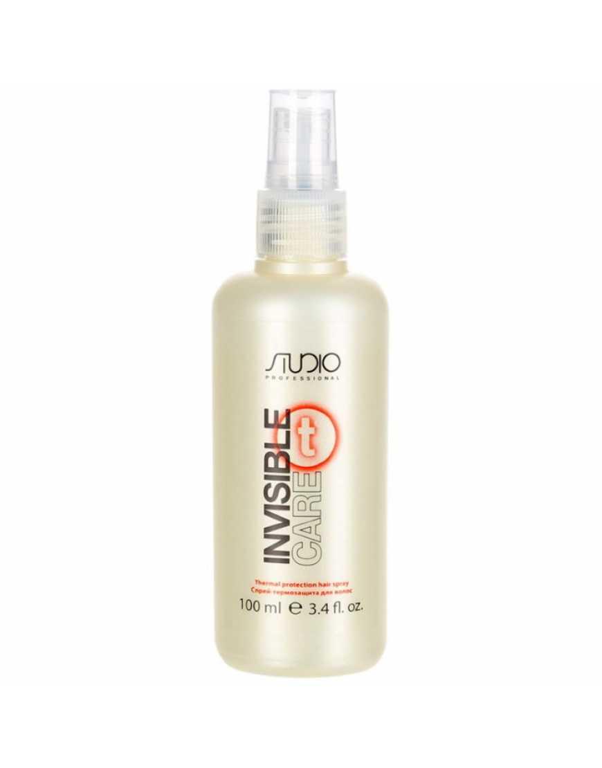 Kapous Professional Спрей-термозащита для волос InvisibleCare, 100 мл
