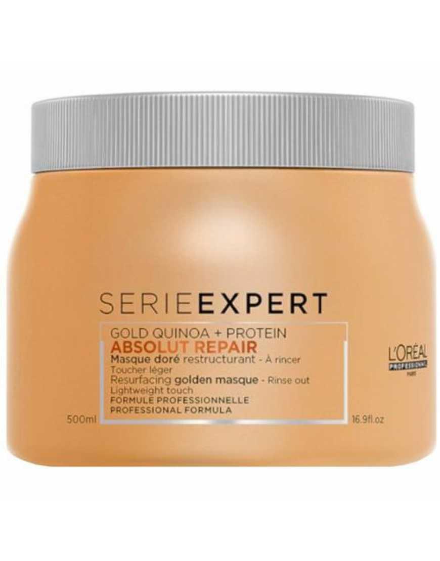 L'Oreal Professionnel Absolut Repair Lipidium Gold маска восстановления волос, 500 мл