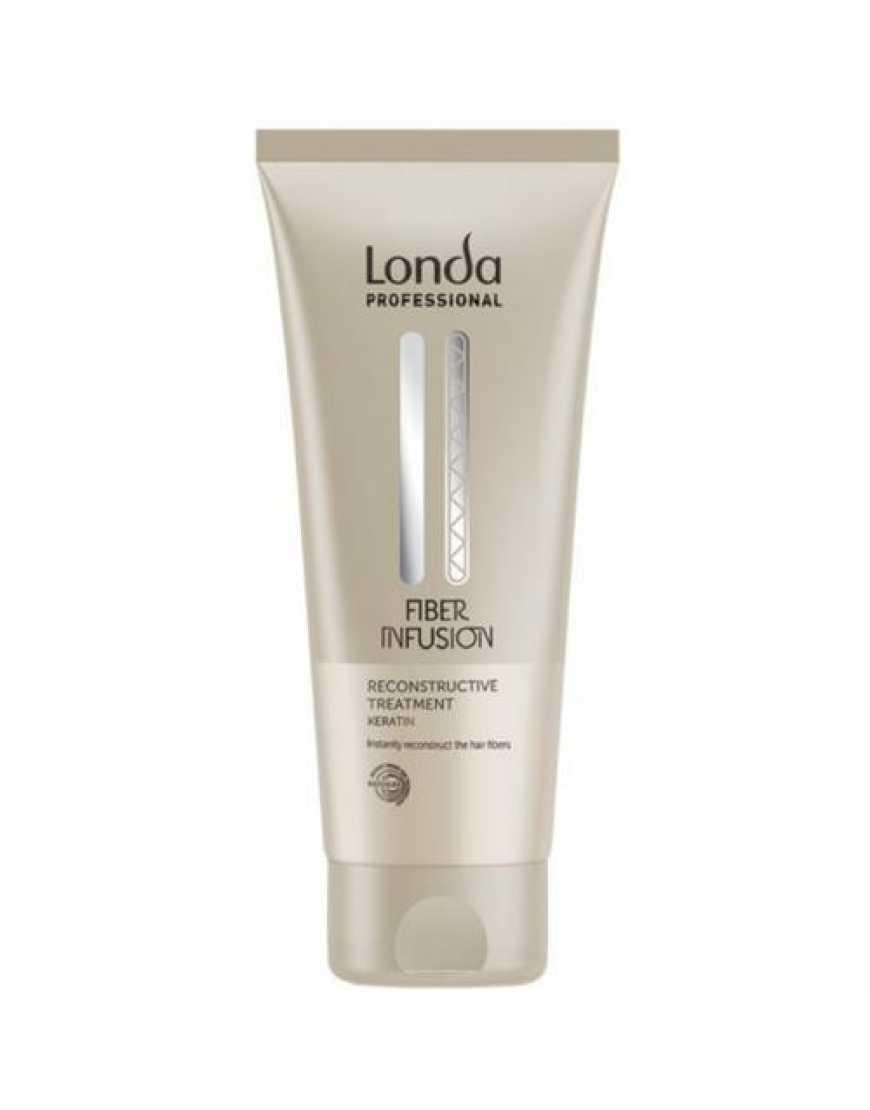Маска для волос Londa Fiber Infusion с кератином, 200 мл