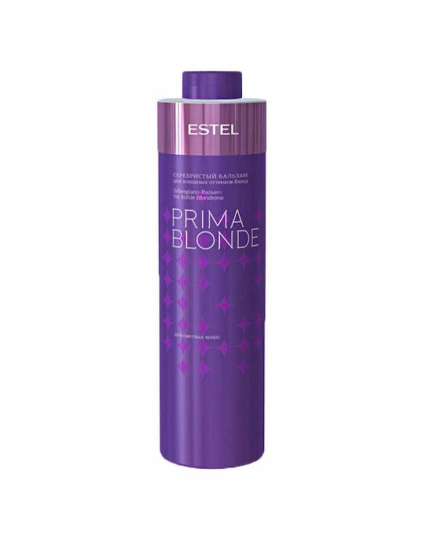 ESTEL Серебристый бальзам для холодных оттенков блонд Prima Blonde, 1000 мл