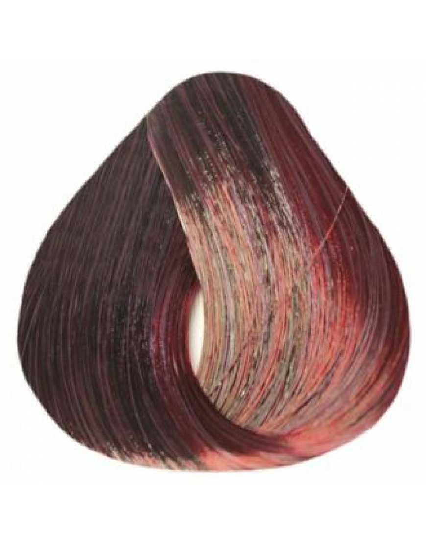 Крем-краска Estel 65 De Luxe High Flash фиолетово-красный 60 мл
