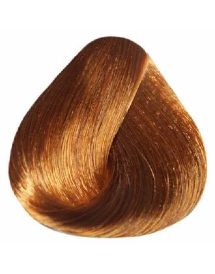 Estel Крем-краска для волос 7/43 DeLux Silver, русый медно-золотистый 60 мл