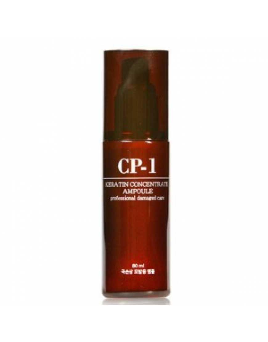 Esthetic House CP-1 Концентрированная эссенция с Кератином Keratin Concentrate Ampoule, 80 мл