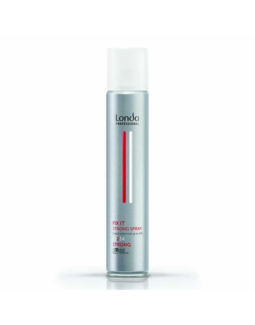 Лак сильной фиксации Londa Professional Fix It для волос, 300 мл
