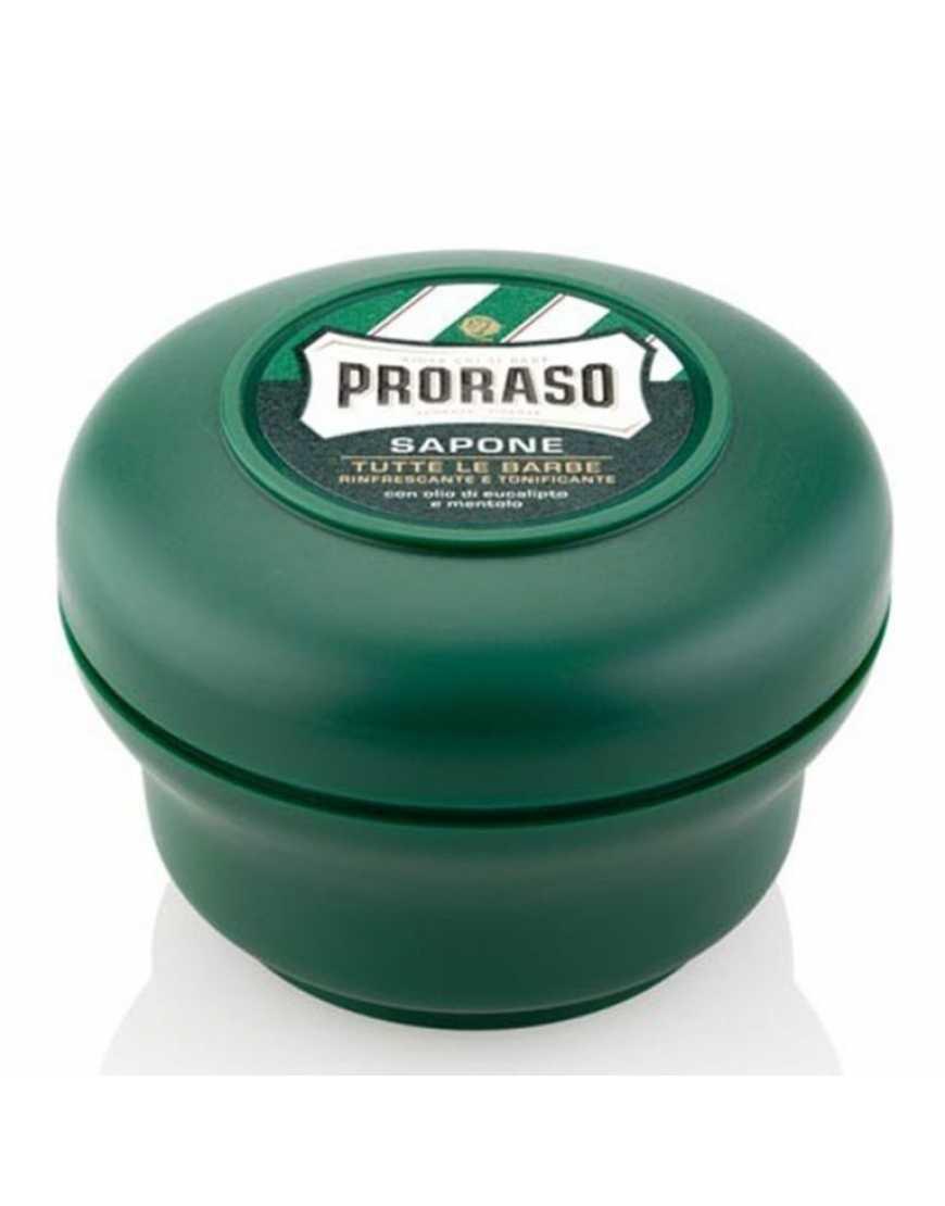 Proraso Мыло для бритья освежающее Эвкалипт и Ментол, 150 мл