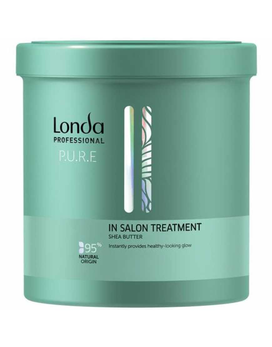 Маска Londa Professional P.U.R.E. Natural для естественного сияния волос, 750 мл