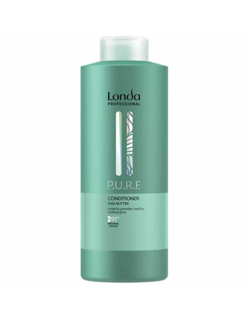 Кондиционер Londa Professional P.U.R.E. Natural для естественного сияния волос, 1000 мл