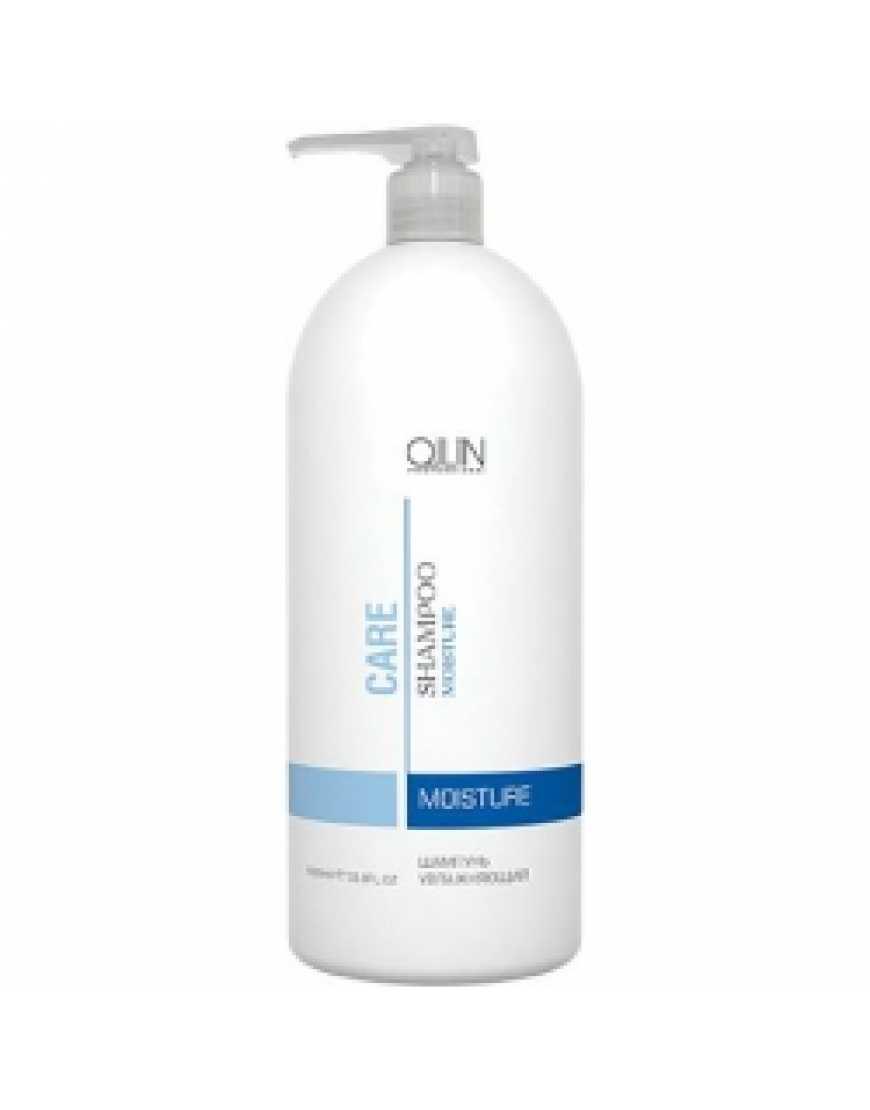 OLLIN Professional шампунь Care увлажняющий,1000 мл