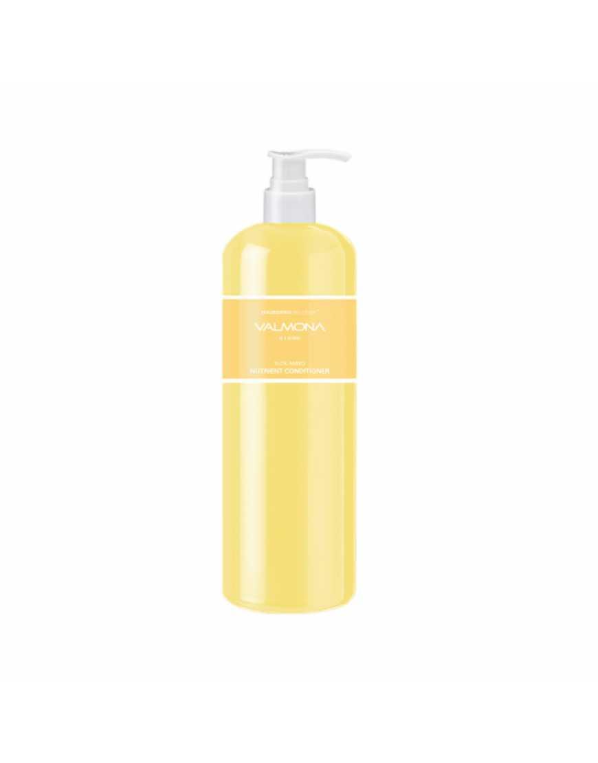 VALMONA Кондиционер для волос Питание Nourishing Solution Yolk-Mayo Nutrient Conditioner, 480 мл
