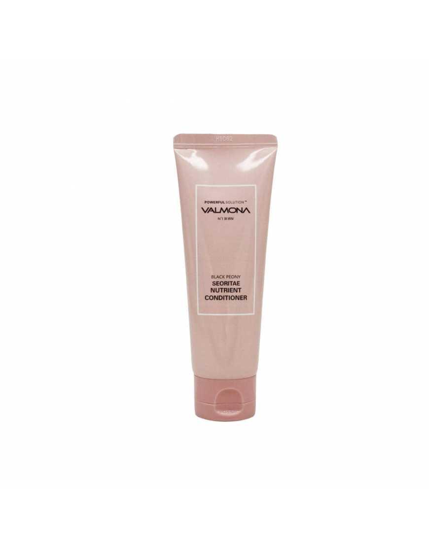 VALMONA Кондиционер для волос Черный пион/Бобы Black Peony Seoritae Nutrient Conditioner,100 мл