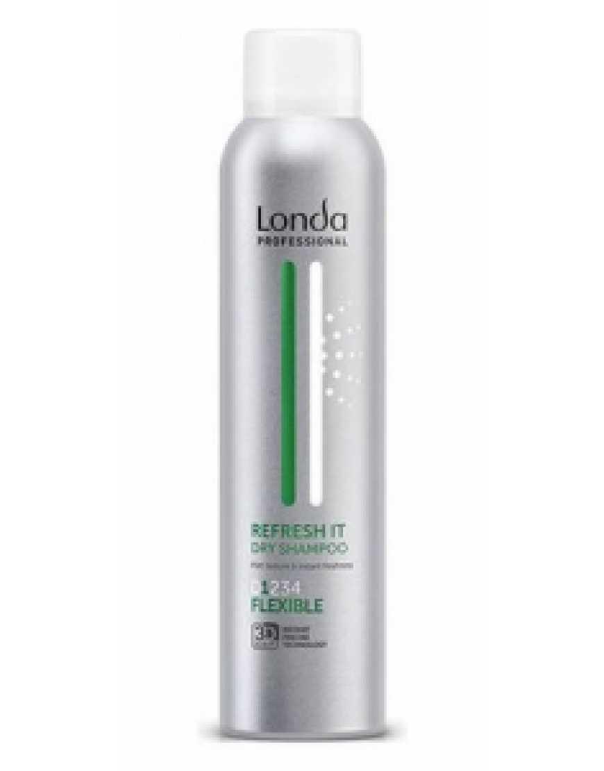 Шампунь сухой Londa Refresh Dry Shampoo, 180 мл