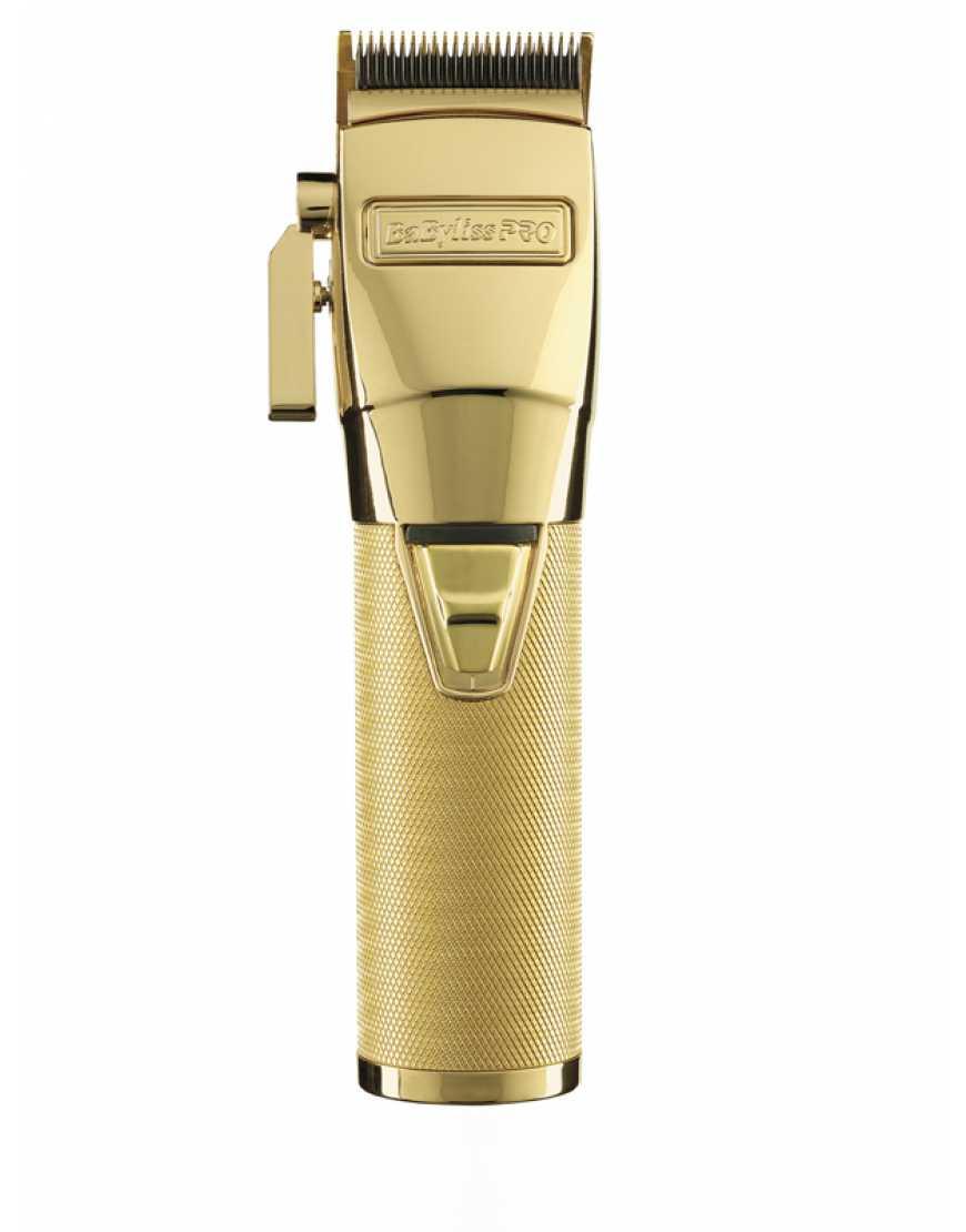 Машинка Babyliss FX8700GE для стрижки волос GOLDFX, 0,8-3,5 мм