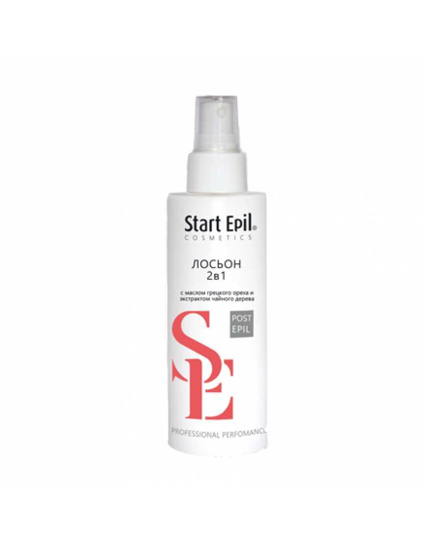 Start Epil 2016 Лосьон 2 в 1 против вросших волос и для замедления роста, 150 мл