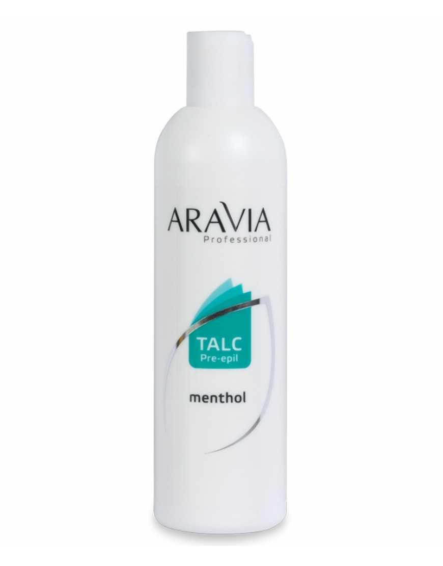Aravia Professional Тальк c ментолом, 180 г