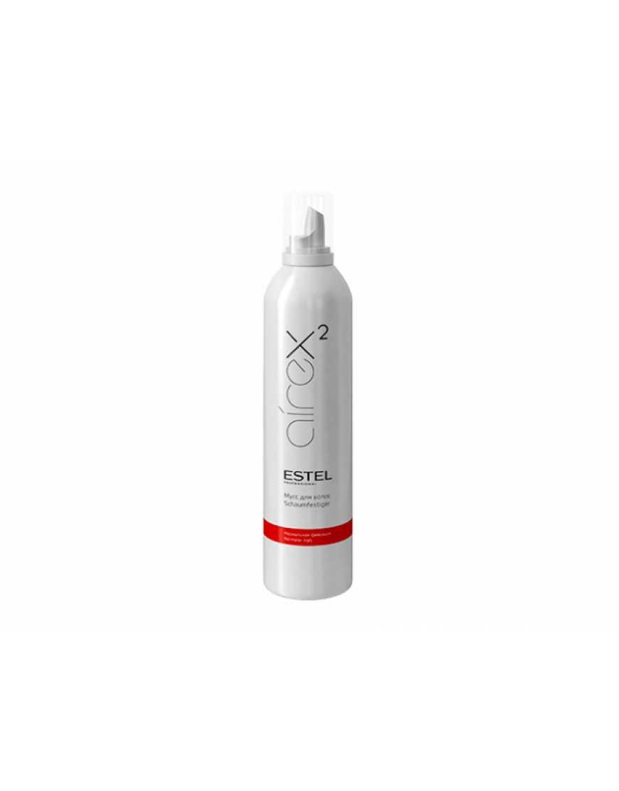 ESTEL Мусс для волос AIREX нормальной фиксации 400 мл