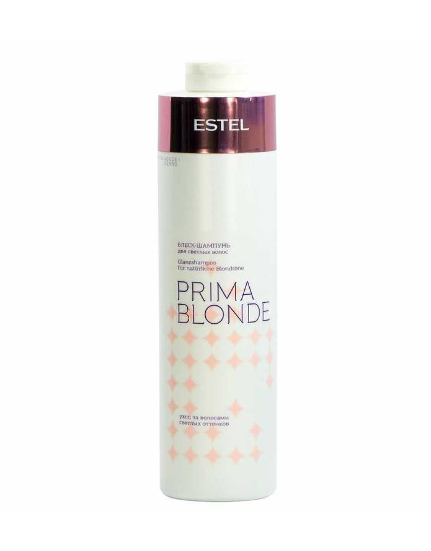 ESTEL Блеск-шампунь для светлых волос Prima Blonde, 1000 мл