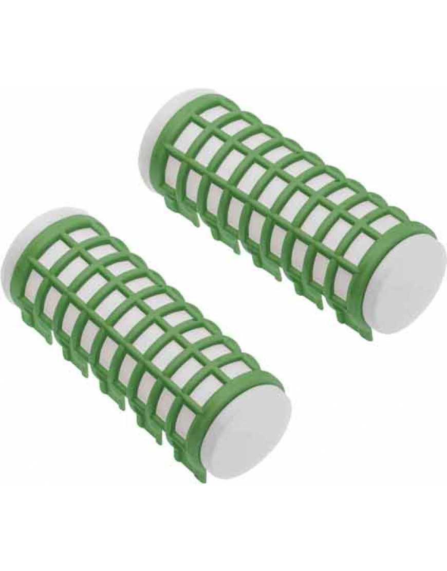 Бигуди DBTR23 термо DEWAL BEAUTY зеленые 23*68мм