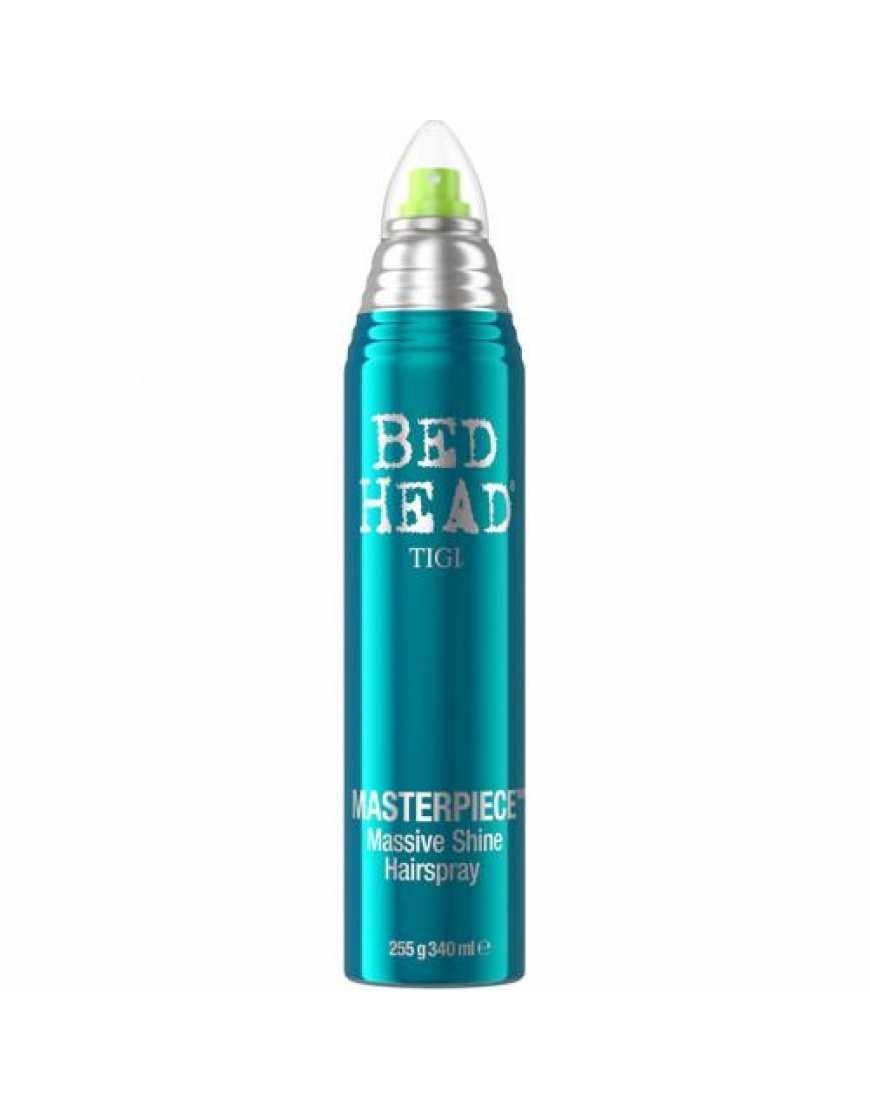 Лак TIGI Bed Head Masterpiece Massive для блеска и фиксации волос, 340 мл