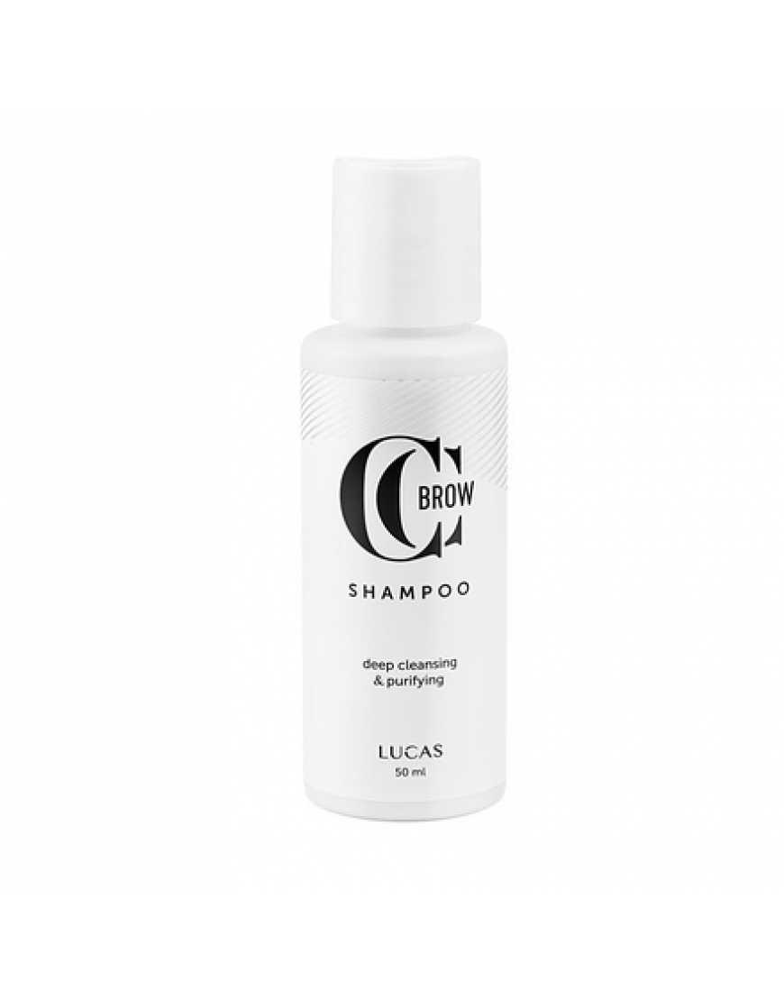 CC Brow Шампунь для бровей Brow Shampoo, 50 мл