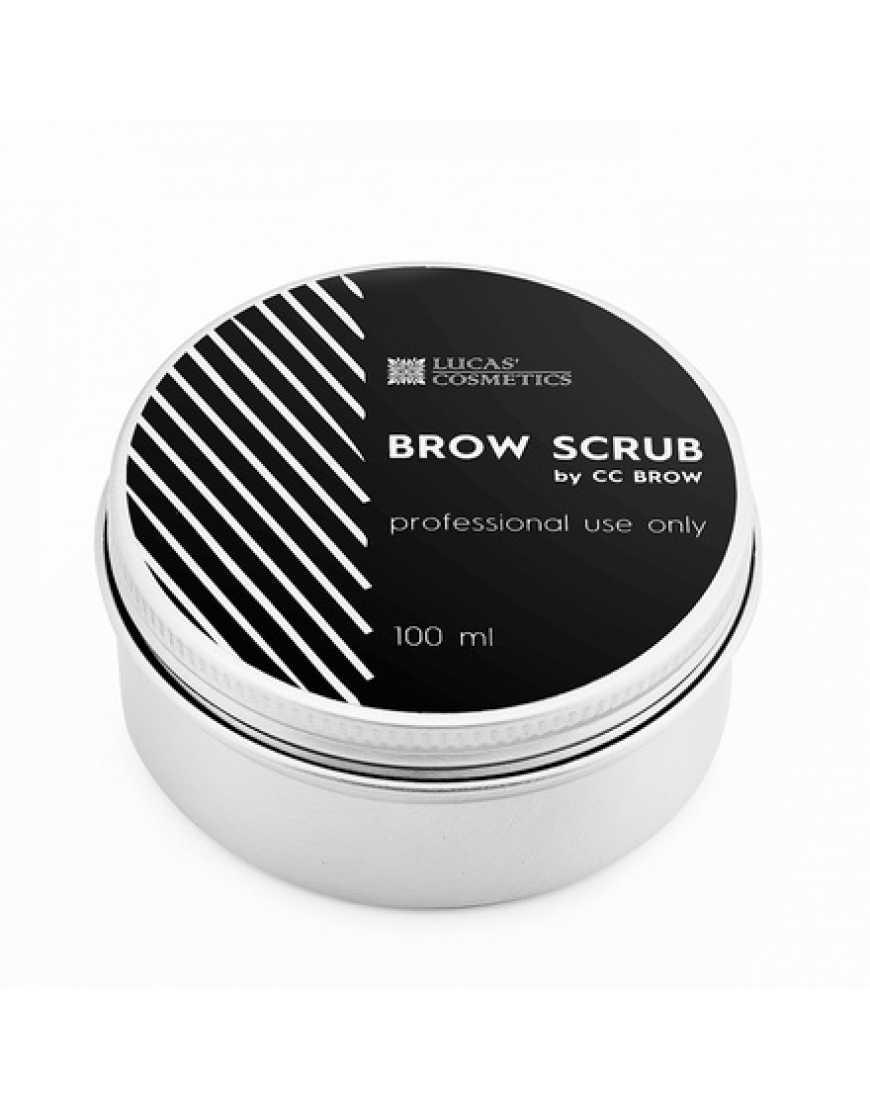 CC Brow Шампунь для бровей Brow Scrub, 50 мл