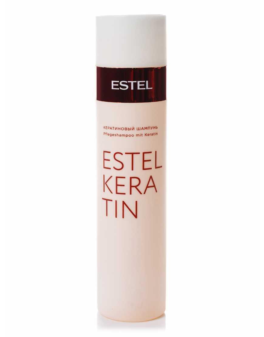 ESTEL Кератиновый  шампунь для волос Keratin, 250 мл