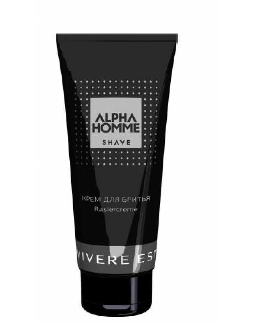ESTEL Крем для бритья Alpha Homme 100 мл