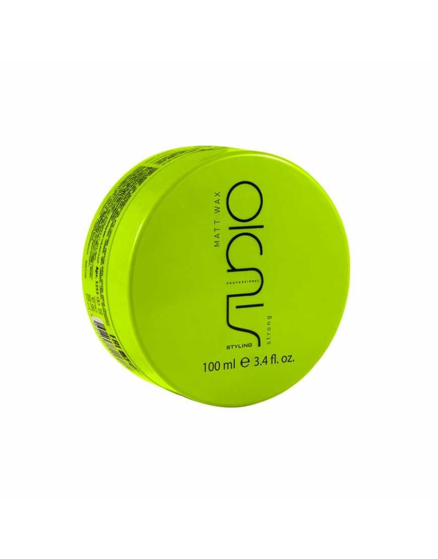 Kapous Professional Матовый воск для укладки волос сильной фиксации