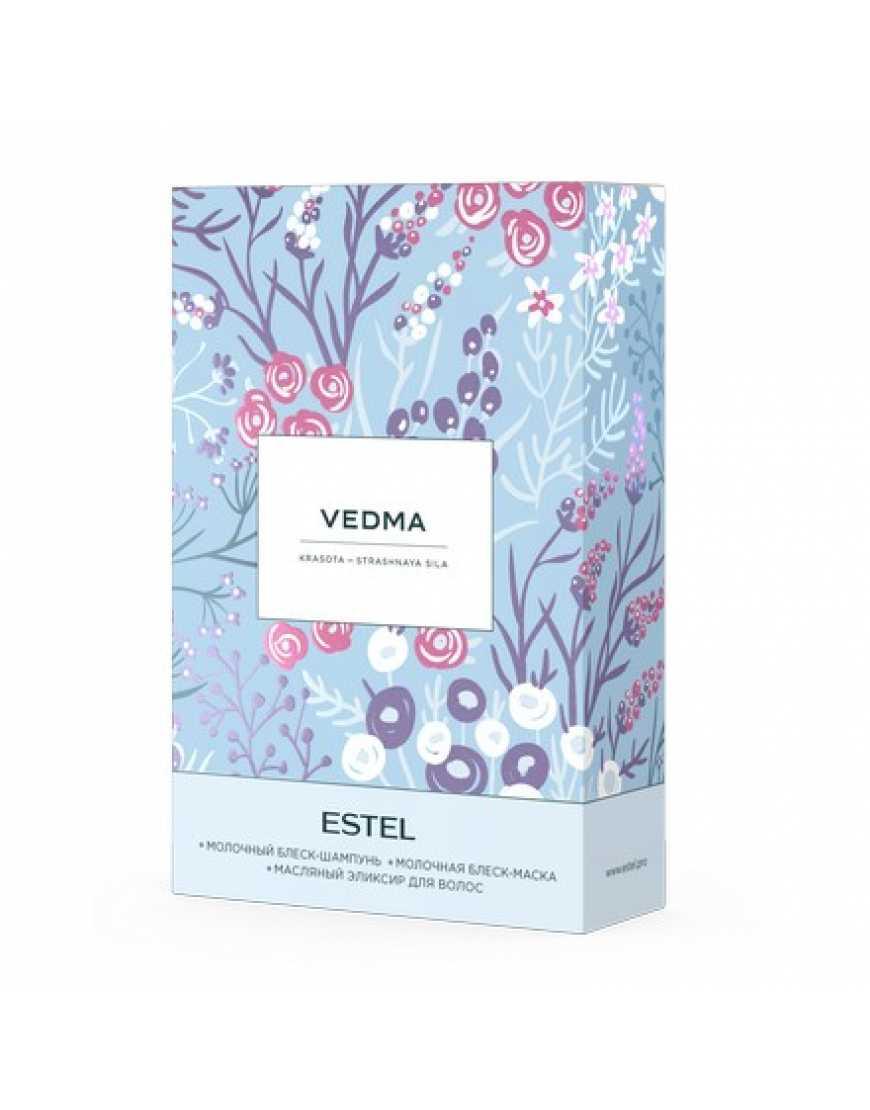 Estel Vedma Набор шампунь маска масло-эликсир