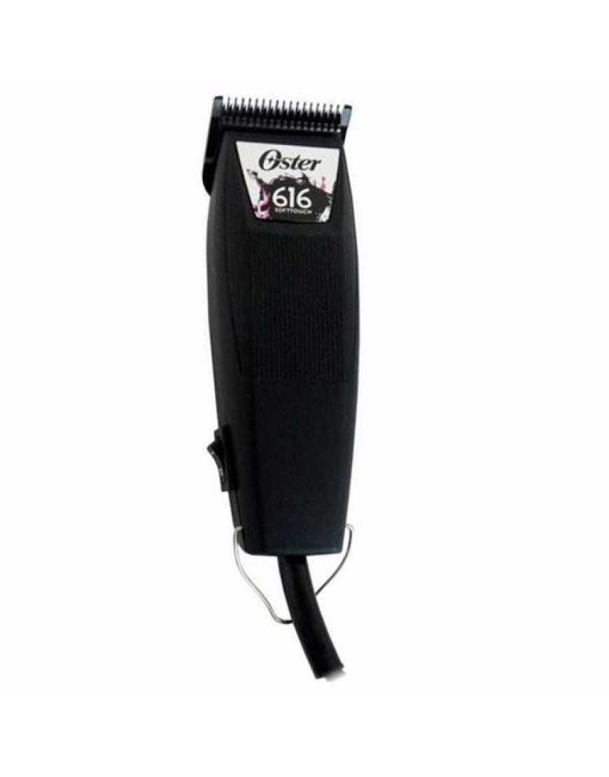 Oster 616-50 Soft touch Машинка для стрижки, 9W