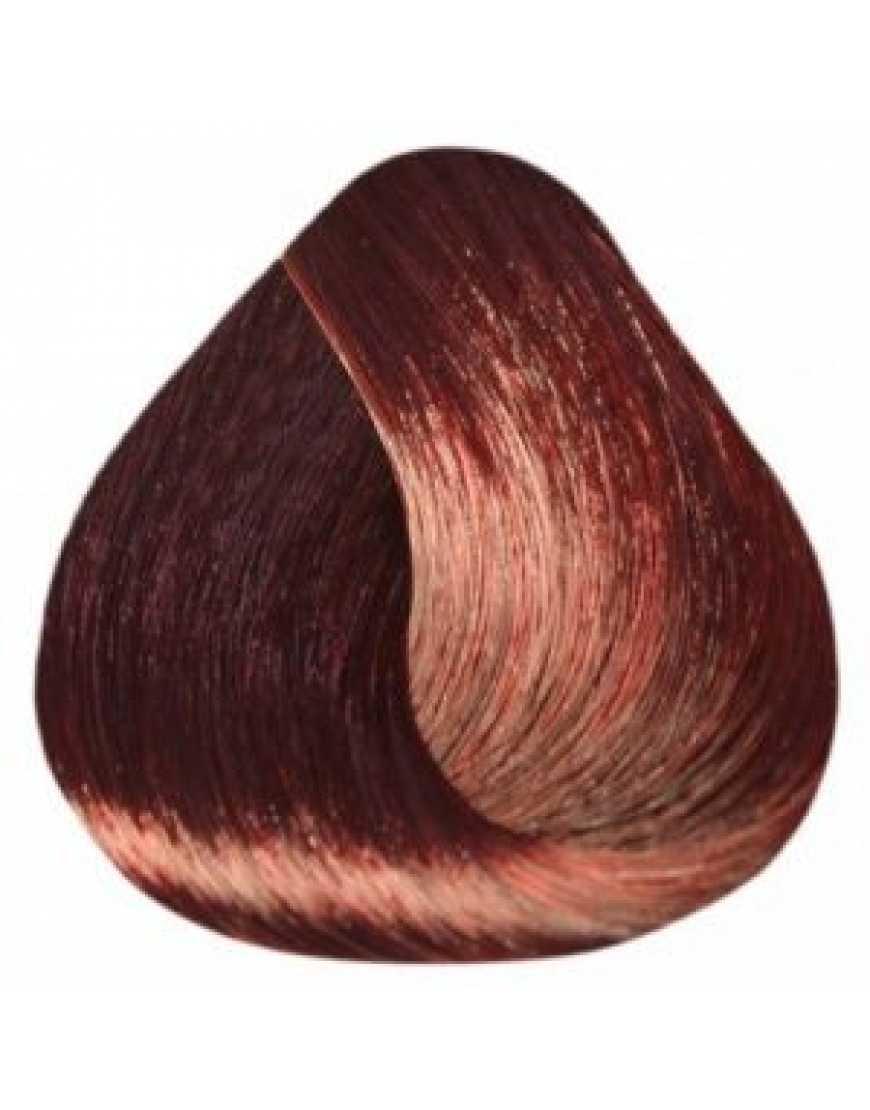Estel Краска-уход De Lux 6/65 темно-русый фиолетово-красный 60 мл