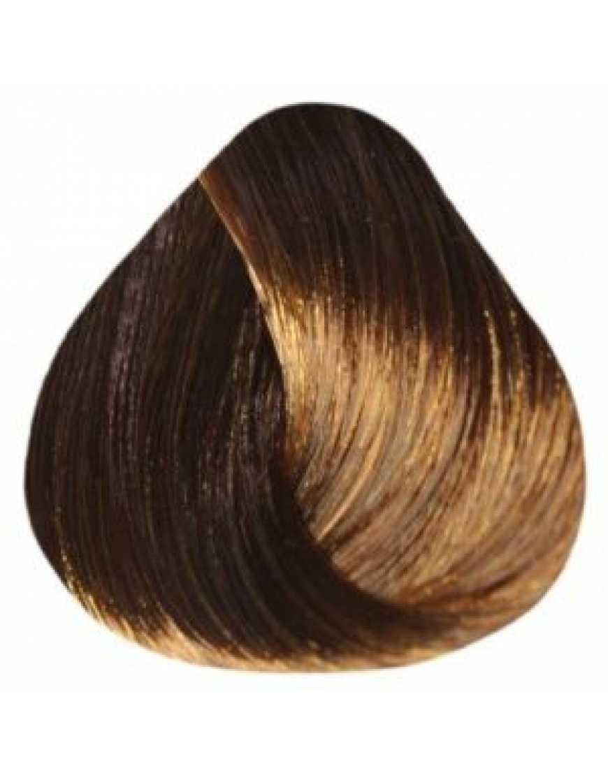 Estel Краска-уход De Lux 6/74 темно-русый коричнео-медный 60 мл