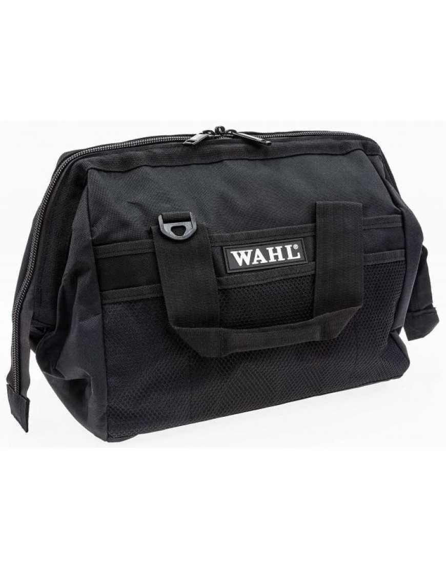 Сумка для парикмахеров Wahl 0093-6130 Frogmouth tool bag, черная