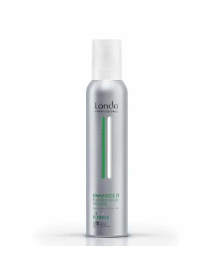 Пена Londa Professional Enhance It для укладки волос нормальной фиксации, 250 мл