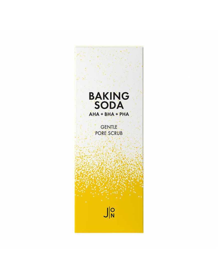 J:ON Скраб для лица с содой BAKING SODA GENTLE PORE SCRUB 50 гр