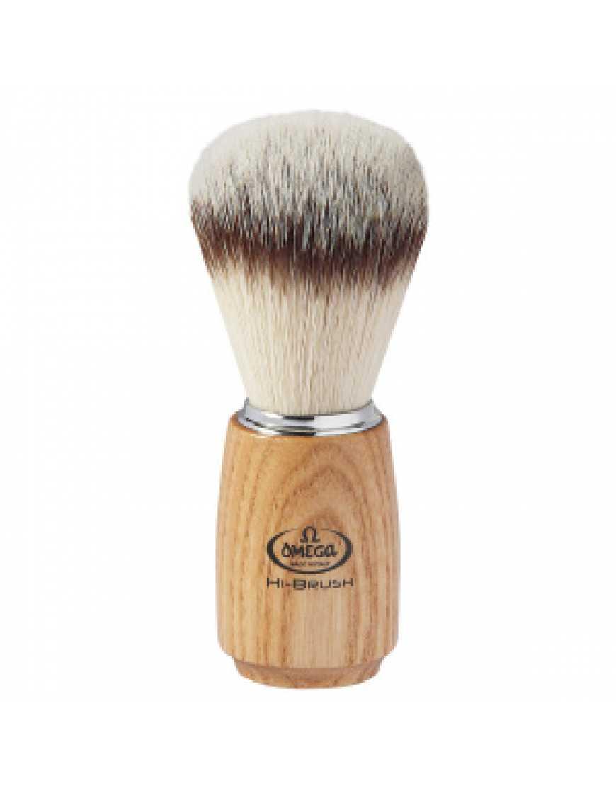 Omega Помазок для бритья 0146150, щетина синтетическое волокно