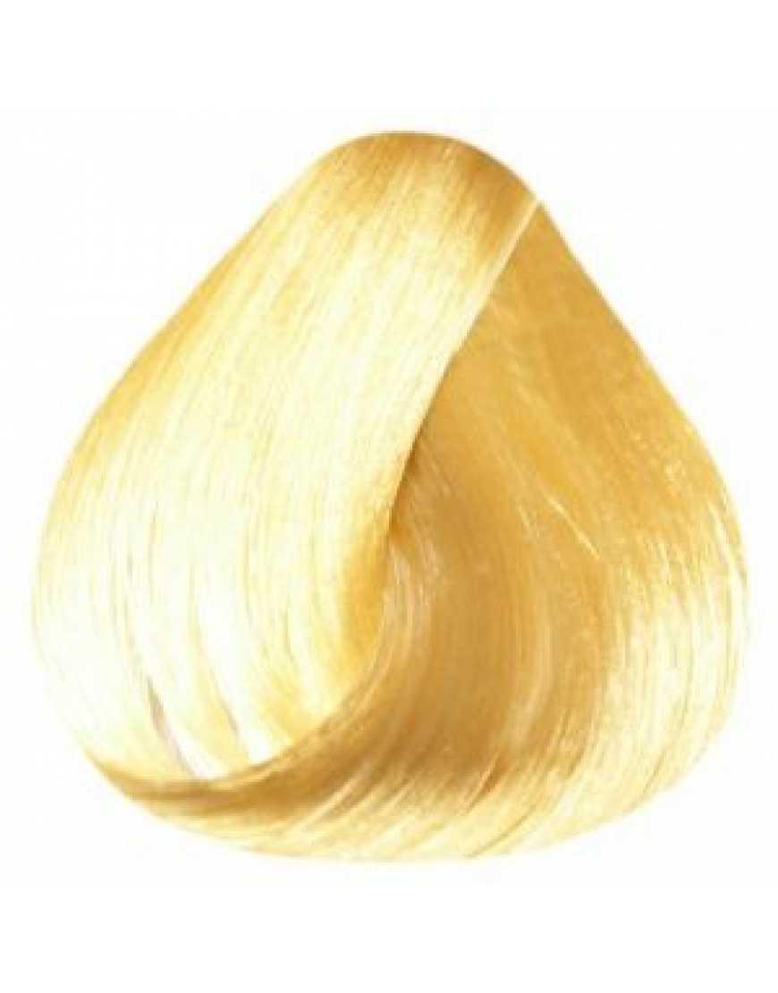 Estel Краска-уход De Lux 10/33 светлый блондин, золотистый интенсивный 60 мл