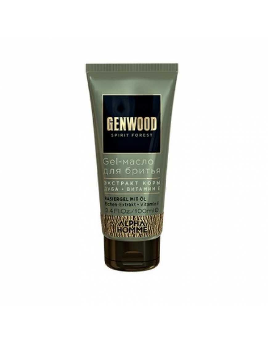 Estel Gel-масло для бритья Genwood, 100 мл