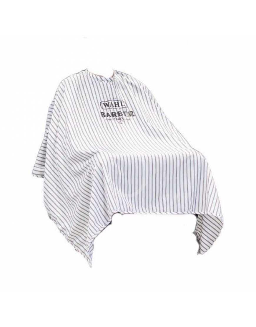 Wahl Hair dressing cape with logo/пеньюар д. парикмахеров полосатый