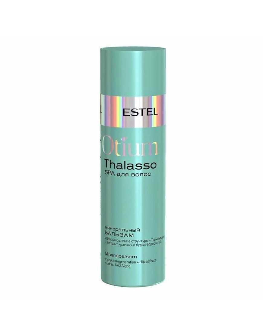 ESTEL Минеральный бальзам для волос OTIUM THALASSO DETOX, 200 мл