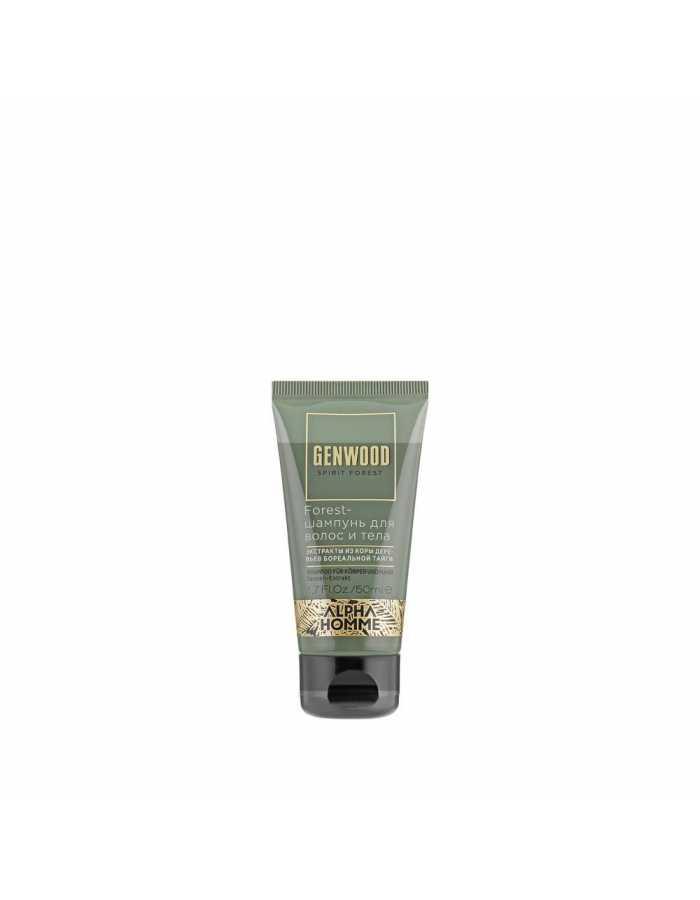 Estel Genwood Forest-шампунь для волос и тела, 50 мл