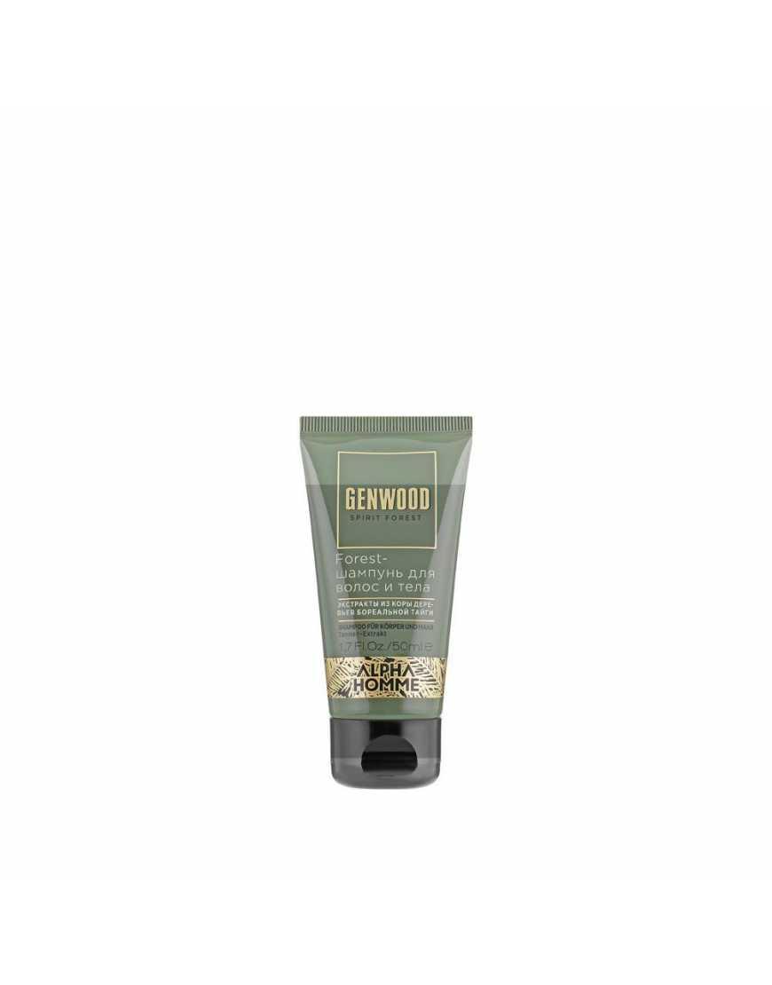 Estel Genwood Forest Шампунь для волос и тела, 50 мл